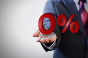 Prestiti e Finanziamenti a Tasso Zero: esistono davvero?